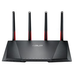 ASUS DSL-AC68VG AC2300 Dualband Gigabit WLAN Router mit ADSL/VDSL Modem
