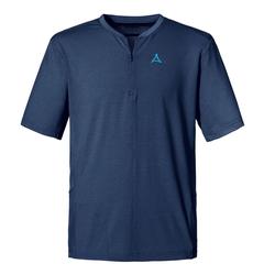 Schöffel Alpe Adria M Herren Rad Shirt blau 52 Herren