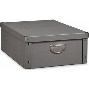 Home affaire Aufbewahrungsbox grau