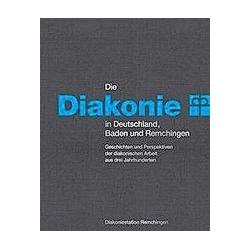Die Diakonie in Deutschland  Baden und Remchingen - Buch