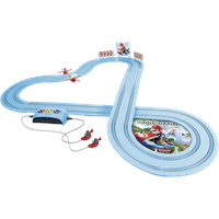 Carrera Mario Kart Spielzeugauto-Fahrbahn