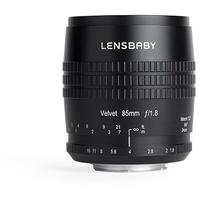 Lensbaby Velvet 85mm F1,8 Sony E