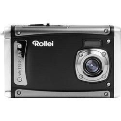 Rollei Sportsline 80 Digitalkamera 8 Megapixel Schwarz Full HD Video, Stoßfest, Unterwasserkamera,