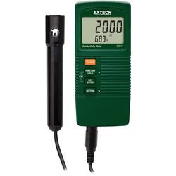 Extech EC210 Leitfähigkeits-Messgerät Leitfähigkeit, Gelöste Teilchen (TDS)
