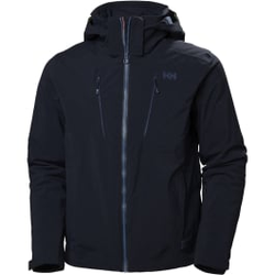 Helly Hansen - Alpha 3.0 Jacket Navy - Skijacken - Größe: S