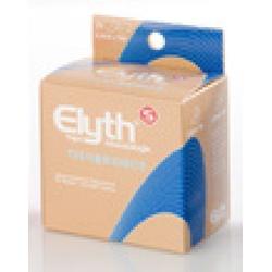 ELYTH S Tape Kinesiologie Farbe: 2 Stück neutral - 5m x 2,5cm