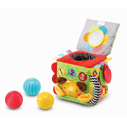 Vtech Lernspielzeug, 1-2-3 Kuschelwürfel bunt Kinder Lernspiele Lernspielzeug