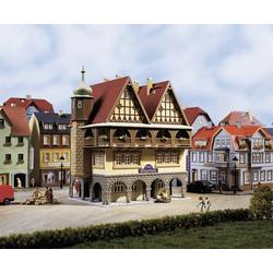Auhagen 12348 H0, TT Hotel Berghütte