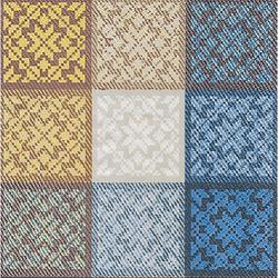 """Papierservietten """"Mosaikfliesen"""", 33 x 33 cm, 20 Stück"""