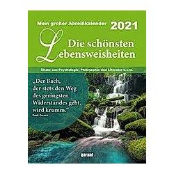 Die schönsten Lebensweisheiten 2021