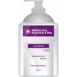 Brazil Keratin Coconut Shampoo 500ml