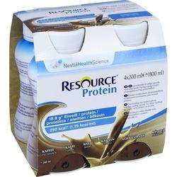 RESOURCE Protein Drink Kaffee 800 ml