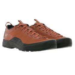 Arcteryx ARCTERYX Wander-Schuhe leichte Damen Zustiegs-Sneaker mit Vibram-Sohle Bergsteiger-Schuhe Rot Trekkingschuh 37 1/3