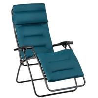 Rsx Clip AirComfort Relaxsessel 68 x 88 x 115 cm coral blue klappbar