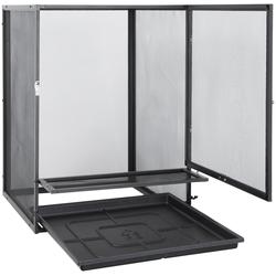 Exo Terra Terrarium EX Aluminium Gaze, BxTxH: 45x45x60 cm