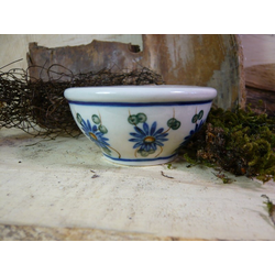 Kerzenständer / Teelichthalter, Ø 8,5 cm, 4 cm hoch, Tradition 8 obr BSN 30073