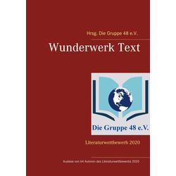 Wunderwerk Text als Buch von