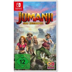 Jumanji Nintendo Switch