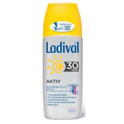 Ladival AKTIV SONNENSCHUTZ SPRAY LSF 30
