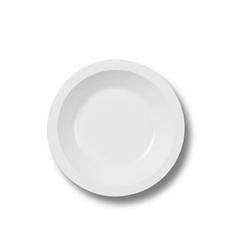 Rosti Mepal Tiefer Teller Picknick Weiß Ø 21cm