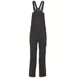PUMA Workwear Work Wear Damen / Herren Arbeitshose Arbeits Latzhose - anthrazit blau, Größe: 56