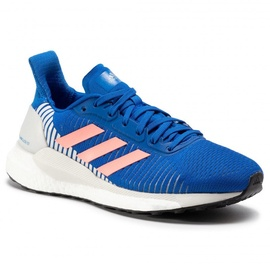adidas Solarglide ST 19 W glory blue/light flash red/grey one 38