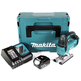 Makita DJV182RT1J inkl. 1 x 5,0 Ah + Ladegerät + Makpac