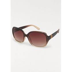 J.Jayz Sonnenbrille Oversize Look, Retro Style