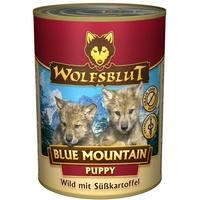 Wolfsblut Blue Mountain Puppy 6 x 395 g