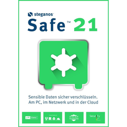 Steganos Safe 21, 5 PC #DOWNLOAD
