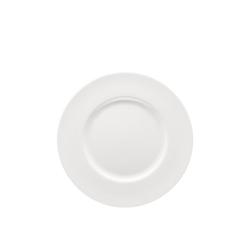 Rosenthal Speiseteller Jade Weiß Speiseteller 27cm, (1 Stück)