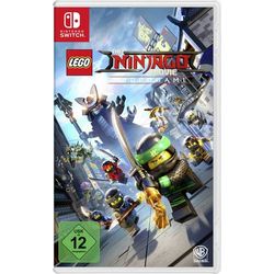 NSW Lego Ninjago Movie Videogame PS4 USK: 12