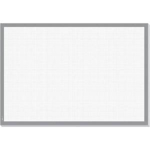Sigel Squared HO260 Schreibunterlage Weiß, Grau (B x H) 595mm x 410mm