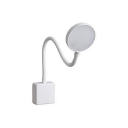 SEBSON LED Steckdosenleuchte LED Steckdosenlampe dimmbar weiß, Leuchte für die Steckdose 4W, Steckerleuchte mit Schwanenhals flexibel neutralweiß 4000K - Leselampe, Nachtlicht