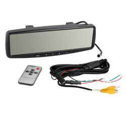 4.3 Spiegelmonitor 2 Video Eingänge