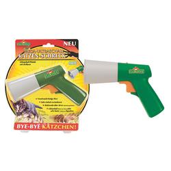 Katzen- und Hundeschreck mit Ziellaser, Ultraschall Pistole - 1 St.