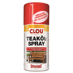 Clou Teaköl-Spray 300 ml