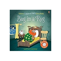 Bug in a Rug  w. Sound Panel. Russell Punter  - Buch