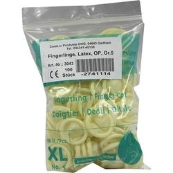 FINGERLING Latex OP Gr.5 100 St