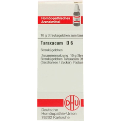 TARAXACUM D 6 Globuli