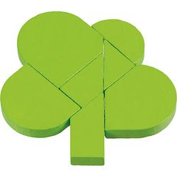 Knobelspiele und -puzzle, 6 Stück
