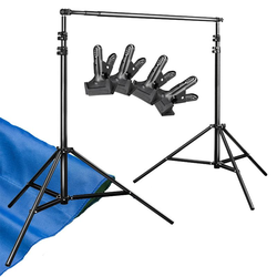 Walimex Pro Bluescreen Hintergrundsystem | Bundle