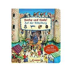 Suche und finde! - Auf der Ritterburg - Buch