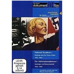 Der Nationalsozialismus I / National Socialism I  1 DVD - DVD  Filme
