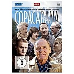 Copacabana - DVD  Filme