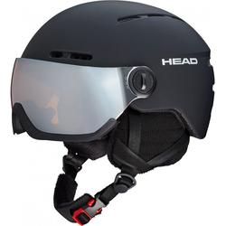 HEAD KNIGHT Helm 2021 black - XS/S