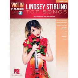 Lindsey Stirling - Top Songs: Violin Play-Along Volume 79