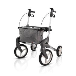 Topro Olympos ATR M silber Outdoor Rollator