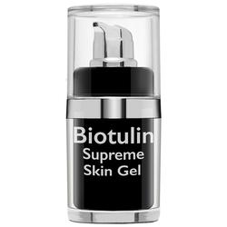 Biotulin 15 ml Supreme Skin Gel Anti-Aging Gesichtsserum 15ml
