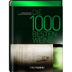 Die 1.000 besten Weine als Buch von